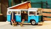 Lego ajoute un camping-car de légende à sa collection de véhicules
