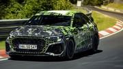 L'Audi RS 3 Berline remporte le record du Nürburgring