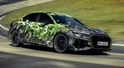 Record du Nürburgring pour la nouvelle Audi RS3