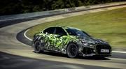 Nouvelle Audi RS 3 : déjà un record au Nürburgring pour la compacte sportive