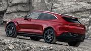 Aston Martin : la marque se porte mieux grâce au DBX