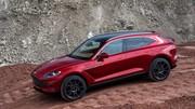 Aston Martin : + 224 % de ventes au premier semestre 2021, le DBX cartonne
