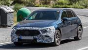 Mercedes Classe A (2022) : La compacte restylée surprise en plein test