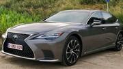 Essai Lexus LS 500h (2021) : un lifting incognito