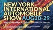 Salon de New York 2021 : annulé