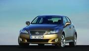 Lexus IS : Facelift pour l'année 2009