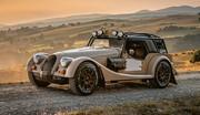 Morgan Plus Four CX-T, bête de rallye