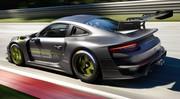 Porsche lance une radicale GT2 RS Clubsport 25