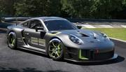 Porsche 911 GT2-RS Clubsport 25 : hommage à Manthey