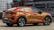 Volkswagen ID.5 : Premiers clichés du crossover coupé