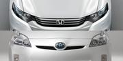 Honda Insight vs Toyota Prius : duel d'hybrides
