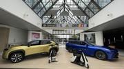 La mobilité olympique ou paralympique de Toyota