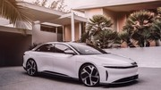 Lucid Motors s'apprête à débarquer en Europe
