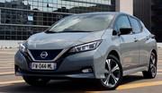 Essai Nissan Leaf : son autonomie à l'épreuve d'une journée chargée