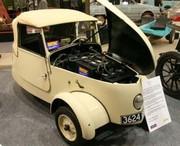 Les énergies nouvelles ont plus d'un siècle : Rétromobile 2009