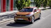 Volkswagen ID.5 GTX (2022) : le SUV coupé 100% électrique est attendu au Salon de Munich 2021