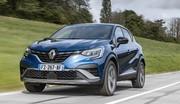 Essai Renault Captur hybride : au volant de l'E-Tech 145