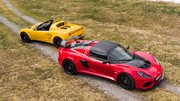 Essai Lotus Exige Sport 420 Final Edition