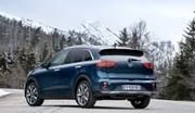 Essai Kia Niro hybride : simple et rationnel