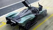 Aston Martin Valkyrie Spider (2022) : encore plus de sensations avec le toit en moins