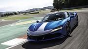 J'ai essayé la Ferrari SF90 (et ses 1 000 ch) à Maranello