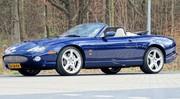 Marche arrière : La Jaguar XKR cabriolet