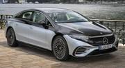 Mercedes EQS : 2 modèles pour commencer