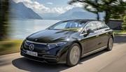 Voici combien coûte l'EQS (Belgique) : Le luxe électrique selon Mercedes