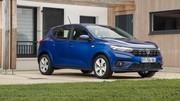 Et si la nouvelle Dacia Sandero détrônait Peugeot et Renault pour la première fois de l'histoire en 2021 ?