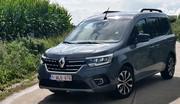 Essai : Qu'avez-vous pensé du Renault Kangoo ?