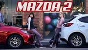 La Mazda 2 se fait une petite beauté pour le millésime 2022