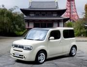 Nissan montre son Cube