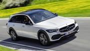Munich 2021 : Mercedes dévoile la Classe C All Terrain