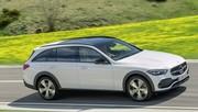 Mercedes Classe C All-Terrain, la polyvalente