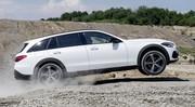 Mercedes C Break All-Terrain : l'alternative stylée