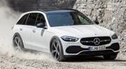Mercedes Classe C All-Terrain (2021) : Le break familial baroudeur