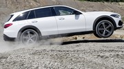 Nouvelle Mercedes Classe C All-Terrain 2021 : prix, infos et photos officielles