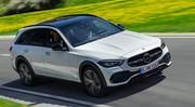 Mercedes Classe C All-Terrain (2021) : le tout-terrain près du sol