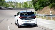 Volkswagen stoppe certaines commandes de l'ID.3 d'entrée de gamme