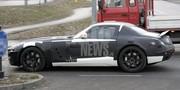 Mercedes Gullwing : Prochaine supercar de Mercedes