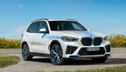 BMW iX5 Hydrogen : petite série en 2022