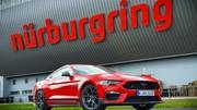 Essai extrême : la Ford Mustang Mach 1 au Nürburgring