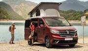 Renault Trafic SpaceNomad (2022). Le van prêt pour l'évasion