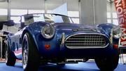 Premier salon réussi pour l'AC Cobra électrique