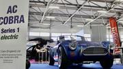 Le plus ancien constructeur automobile britannique a montré sa première voiture électrique au grand public