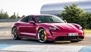 Porsche Taycan 2022 : Un nouveau millésime très girly