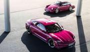 Porsche Taycan (2021) : Mise à jour technologique dès septembre