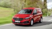Mercedes-Benz Citan (2021) : Découverte du cousin du Renault Kangoo Van