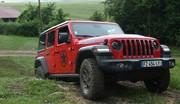 Essai Jeep Wrangler hybride : au volant de la 4xe Unlimited
