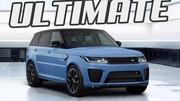 Range Rover Sport SVR : Voici l'Ultimate